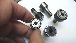 high temperature Selection of 5x Cam Follower Track Rollers – New old stock RBC S24S and others