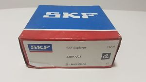 high temperature **** SKF 3309 A/C3 ,ANGULAR CONTACT BEARING