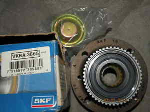 high temperature  SKF VKBA 3665 Front wheel bearing
