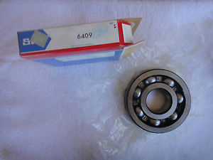 high temperature NIB SKF  Bearing    6409