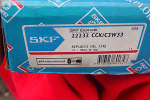high temperature SKF    Spherical Roller Bearing 22232 CCK/C3W33 ()