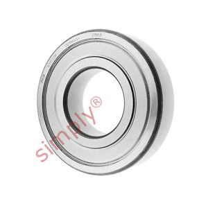 high temperature FAG 63102Z Metal Shielded Deep Groove Ball Bearing 50x110x27mm
