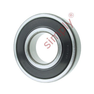 high temperature KOYO 63082RS Rubber Sealed Deep Groove Ball Bearing 40x90x23mm