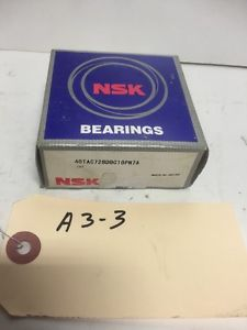 high temperature New NSK 40TAC72BDBC10PN7A SUPER PRECISION BEARINGS / FAG BSB040072 – T