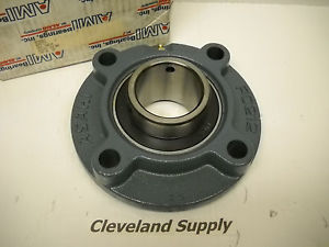 high temperature ASAHI AMI UCFC212 FLANGE TYPE PILLOW BLOCK BEARING  CONDITION IN BOX
