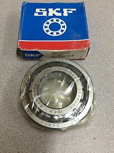 high temperature  IN BOX SKF CYLINDRICAL ROLLER BEARING NJ 208 ECP