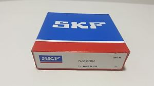 high temperature **** SKF 7406 BCBM,angular contact bearing
