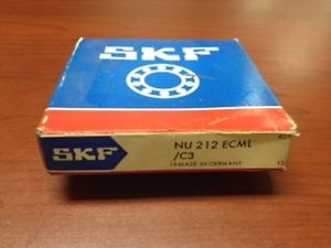 high temperature SKF NU212 ECML/C3 New Bearing ECP/C3 & ECJ are the same