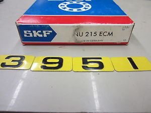 high temperature SKF NU 215 ECM BEARING  NU215