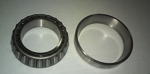 high temperature SKF 580/572 Tapered Roller Bearing Set