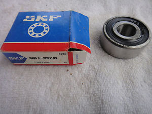 high temperature NIB SKF  Bearing      2303 E-2RS1TN9