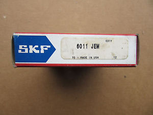 high temperature SKF 6011JEM Roller Bearing !!! in Factory Box Free Shipping