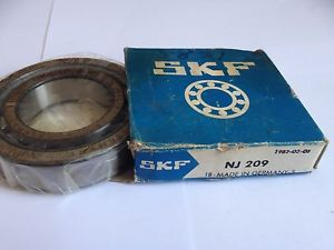 high temperature NJ 209 SKF New Cylindrical Roller Bearing Made In Germany