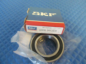 high temperature NOS SKF Bearing 6008 2RSJEM Free Shipping