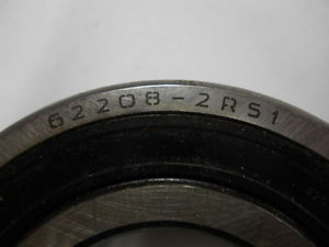 high temperature SKF 62208-2RS1 BEARING
