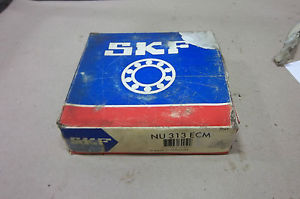 high temperature SKF NU313 ECM3 Bearing