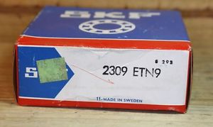 high temperature SKF BEARING 2309 ETN9