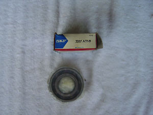 high temperature NIB SKF  Bearing      3207 ATN9