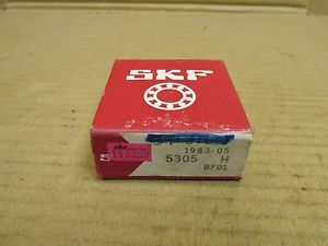 high temperature NIB SKF 5305H DOUBLE ROW BEARING 5305 H 25x62x25.4 mm