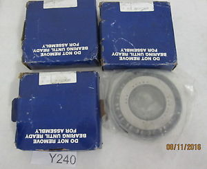 high temperature 4 QTY 31309J2 SKF Taper Bearings MADE IN GERMANY