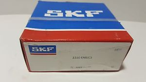 high temperature **** SKF 3310 ENR/C3,Double Row Angular Contact Bearing
