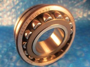 high temperature SKF 22207 CCJ C3 W33, Spherical Radial Bearing