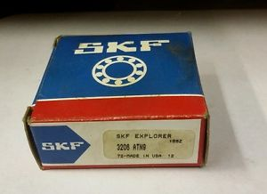 high temperature SKF 3206 ATN9 Bearing New