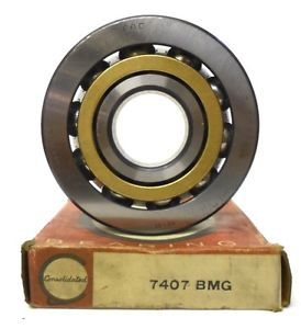 high temperature CONSOLIDATED FAG BEARING 7407BMG, 35 X 100 X 25 MM