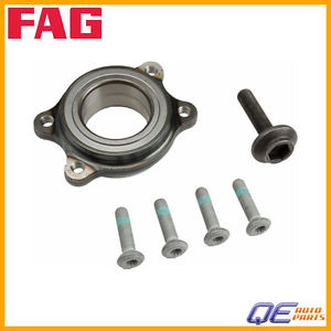 high temperature Wheel Bearing Kit FAG 713610900 FOR Audi A4 A5 Quattro Q5 S5