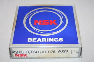 high temperature New NSK 45TAC100BSUC10PN7B Super Precision Bearing