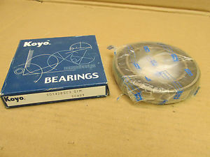 high temperature NIB KOYO 60142RC3 BEARING RUBBER SEALED 6014 2RS C3 60142RS 70x110x20 mm