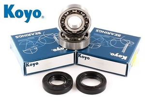 high temperature Koyo Mains Crank Bearing & Oil Seal Kit – Yamaha PW 50 1979 – 2013