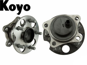 high temperature KOYO Japanese OEM REAR LEFT Wheel Bearing Assembly 42460-0E030