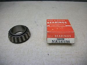 high temperature Timken NA14138 Tapered Roller Bearing