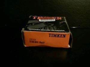 high temperature Timken Tapered Roller Bearing # 28584 New