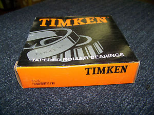 high temperature Timken Tapered Roller Bearing Cone 652A