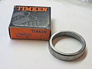 high temperature TIMKEN LM48510 TAPERED ROLLER BEARING CUP