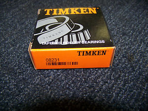 high temperature Timken Tapered Roller Bearing Cone # 08231 New