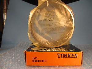 high temperature Timken 3920, Tapered Roller Bearing Cup
