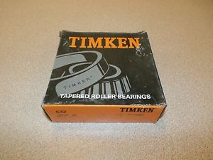 high temperature TIMKEN TAPERED ROLLER BEARING 632