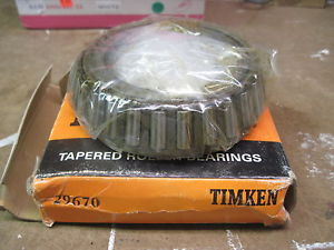 high temperature 29670 TIMKEN New Tapered Roller Bearing
