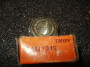 high temperature Timken LM11949 Tapered  Roller Bearing