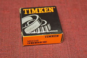 high temperature Timken M84548 Tappered Roller Bearing New