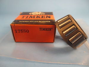 high temperature Timken 17580, Tapered Roller Bearing Cone