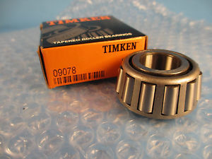 high temperature Timken  09078, Tapered Roller Bearing Cone