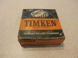 high temperature TIMKEN TAPERED ROLLER BEARING 45282 CONE
