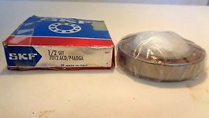 high temperature  IN BOX SKF 1/2 SET 7012ACD/P4ADGA   SUPER PRECISION  BEARING