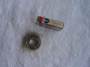 high temperature NIB  SKF Explorer Bearing     6004 2ZR/C3