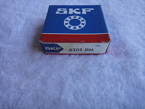 high temperature NIB SKF  Bearing  6305 JEM