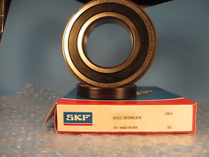 high temperature SKF 6212 2RS NR JEM, 6212 2RS1NR C3, Deep Groove Roller Bearing